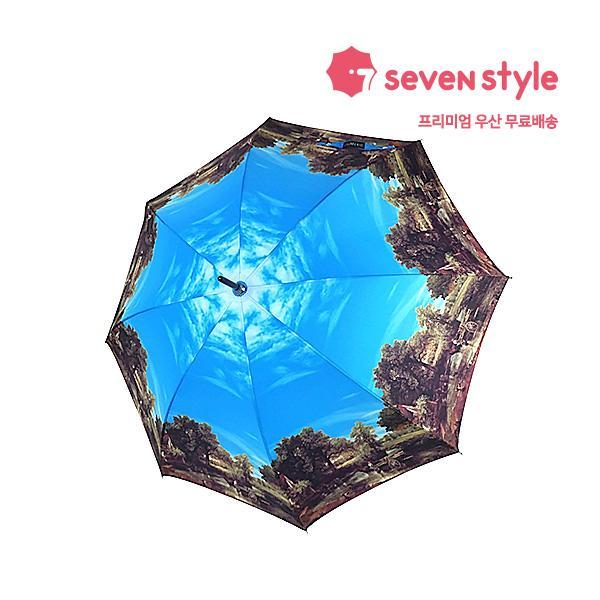 명화 컬렉션 장우산